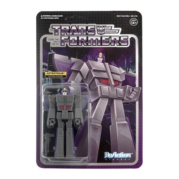 Transformers ReAction Actionfigur Astrotrain