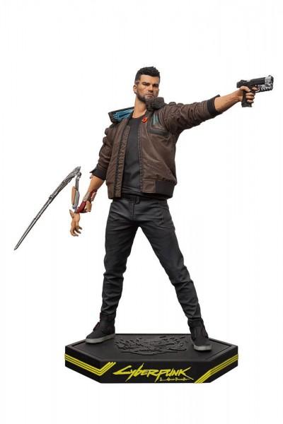 Cyberpunk 2077 Statue Male V