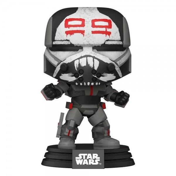 Star Wars Clone Wars Funko Pop! Vinylfigur Wrecker 413