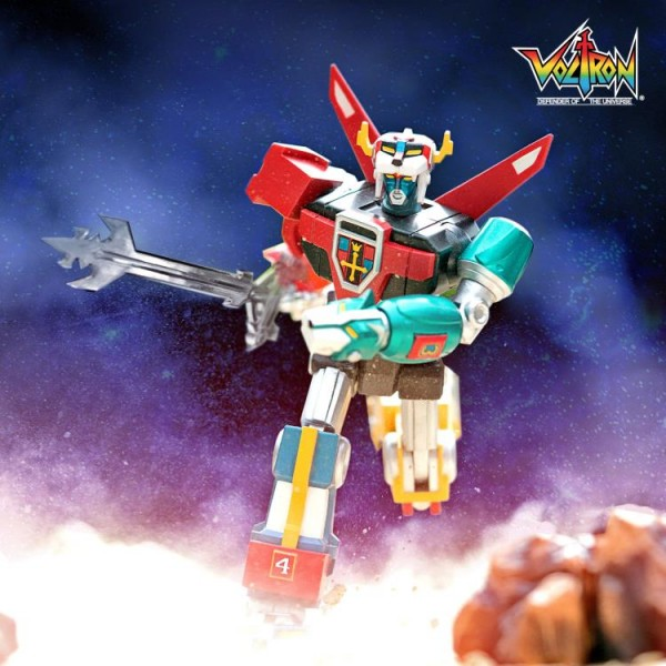 Voltron Deluxe Actionfigur Voltron (Toy Accurate)