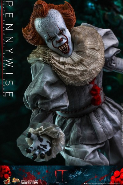 Stephen Kings Es Kapitel 2 Movie Masterpiece Actionfigur 1/6 Pennywise