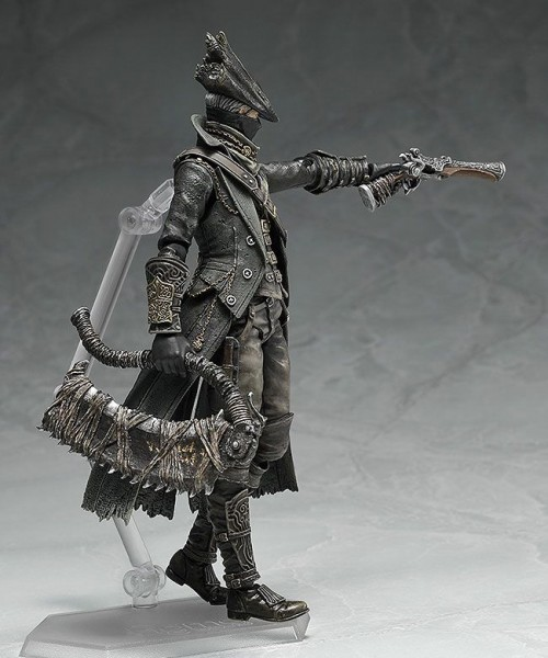 Bloodborne Figma Actionfigur Hunter