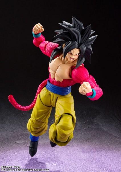 Dragonball GT S.H. Figuarts Actionfigur Super Saiyan 4 Son Goku