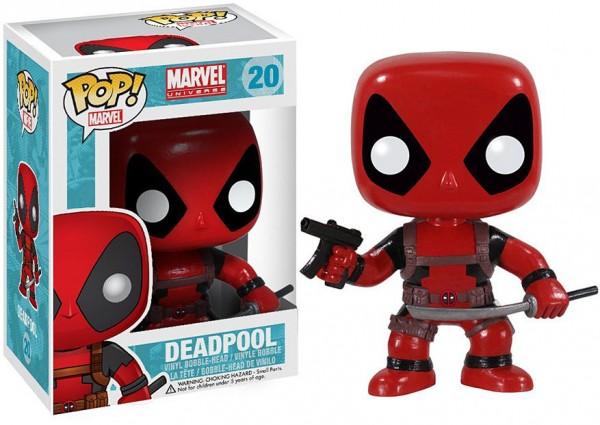Deadpool Funko Pop! Vinylfigur Deadpool 20