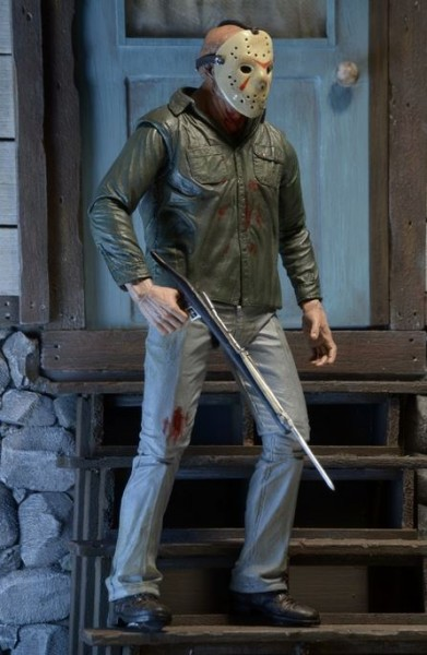 Freitag der 13. Ultimate Actionfigur Jason Part 3