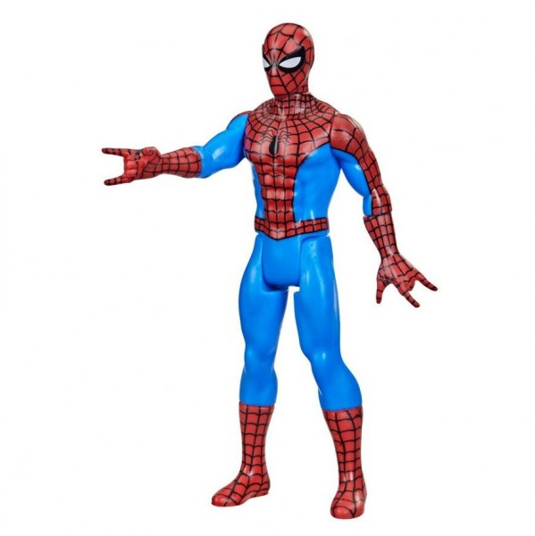 Marvel Legends Retro Actionfigur 10 cm Spider-Man