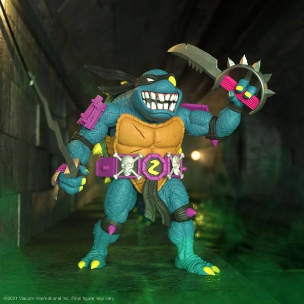Teenage Mutant Ninja Turtles Ultimates Actionfigur Slash