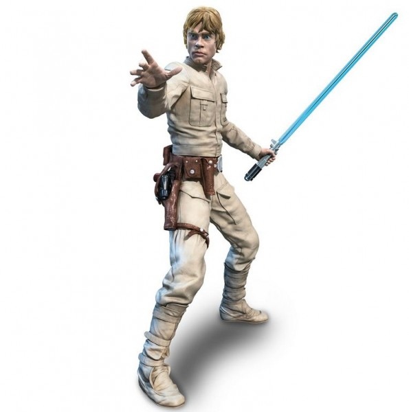 Star Wars Black Series Hyperreal Actionfigur 20 cm Luke Skywalker (Ep 5)
