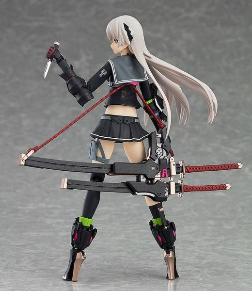 Heavily Armed High School Girls Figma Actionfigur Ichi