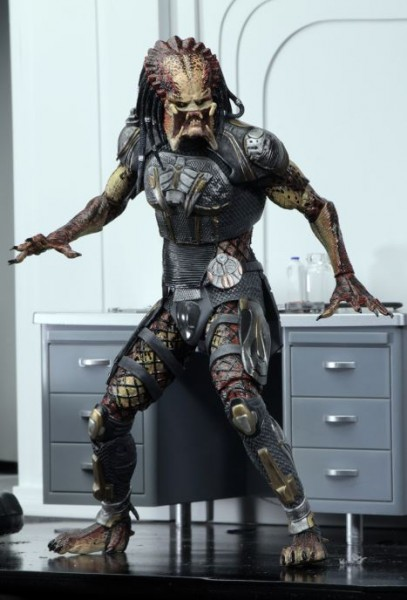 Predator (2018) Actionfigur Ultimate Fugitive Predator