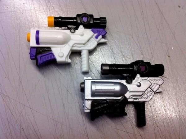 Dr. Wu DW-P38U Megatron Gun