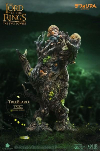 Herr der Ringe: Die zwei Türme Defo-Real Series Statue Baumbart