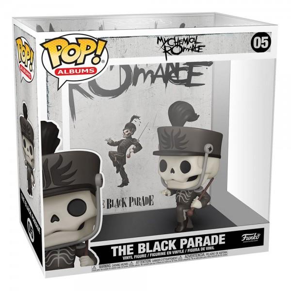 My Chemical Romance Funko Pop! Albums Vinylfigur The Black Parade 05