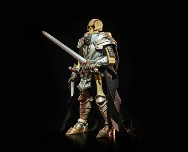 Mythic Legions: All-Stars 4 Actionfigur Tibius
