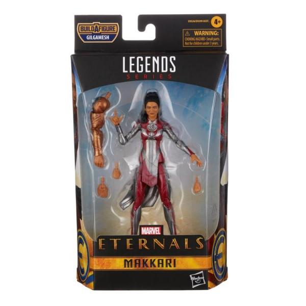 Eternals Marvel Legends Actionfigur Makkari