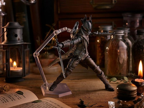 Bloodborne: The Old Hunters Figma Actionfigur Hunter: The Old Hunters Edition