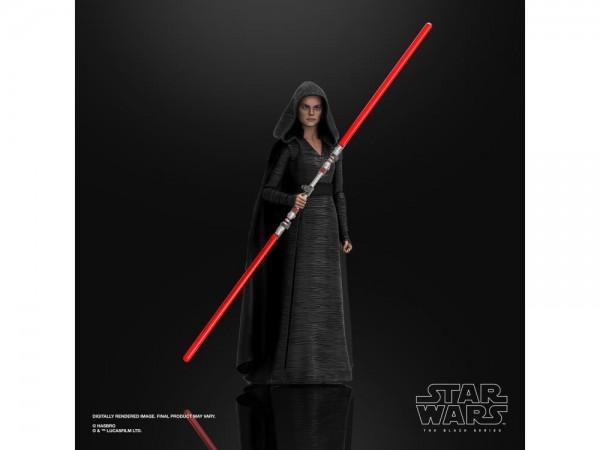 Star Wars Black Series Actionfigur 15 cm Rey (Dark Side Vision)
