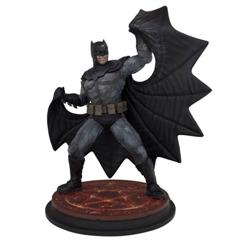 DC Heroes Statue Batman Damned (SDCC 2019)