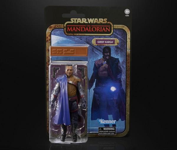 Star Wars Mandalorian Black Series Credit Collection Actionfigur 15 cm Greef Karga