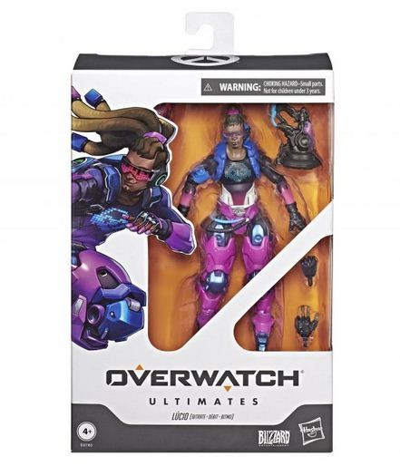 Overwatch Ultimates Actionfigur Lucio (Bitrate) Exclusive