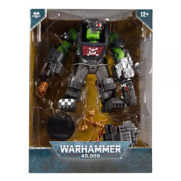 Warhammer 40k Actionfigur 30 cm Ork Big Mek