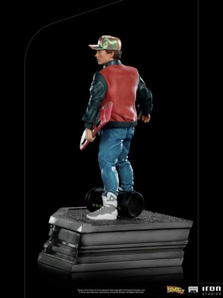 Zurück in die Zukunft II Art Scale Statue 1/10 Marty McFly