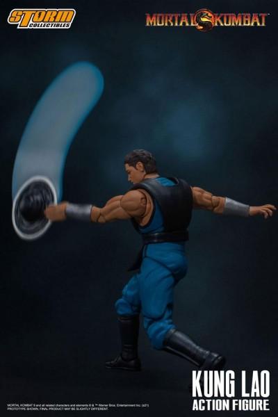 Mortal Kombat Actionfigur 1/12 Kung Lao