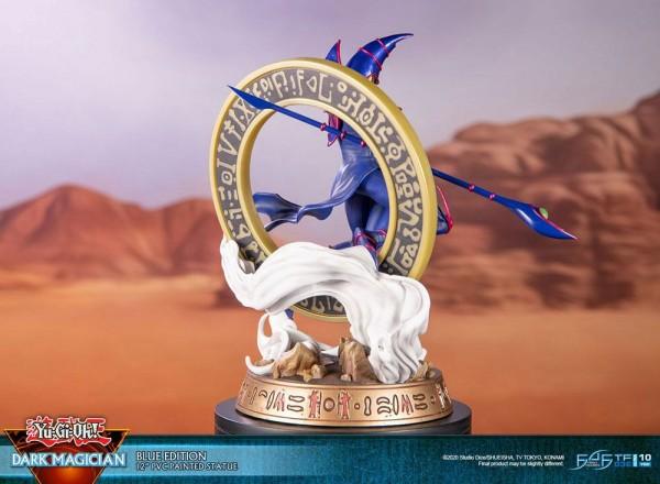 Yu-Gi-Oh! PVC Statue Dark Magician (Blue Version)