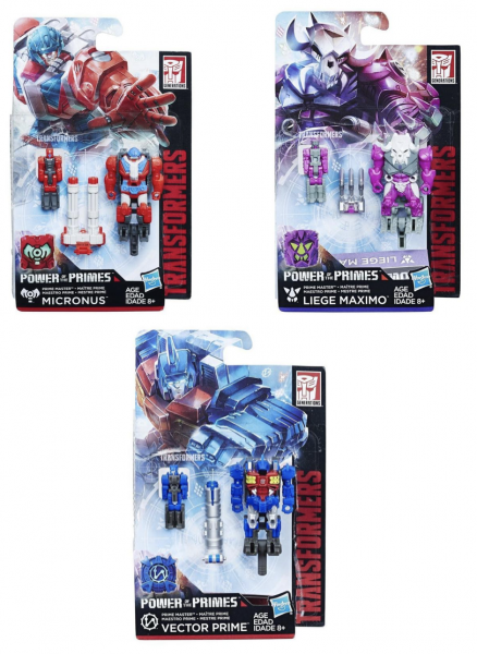 Transformers Generations Power of the Primes Prime Masters Wave 1 (3)
