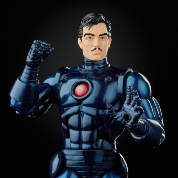Marvel Legends Comic Actionfigur Stealth Iron Man