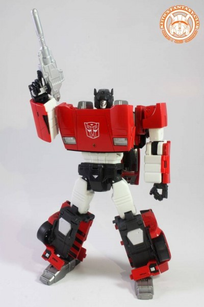 KFC KP-10 Posable Hands MP-12 Sideswipe