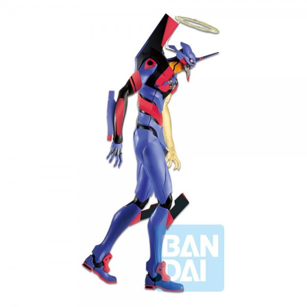 Evangelion Ichibansho Statue EVA-01 Test Type Awake Version (EVA-01 Test Type Awakening)