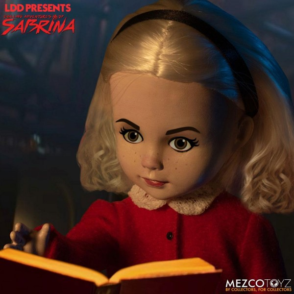 Chilling Adventures of Sabrina Living Dead Dolls Puppe Sabrina