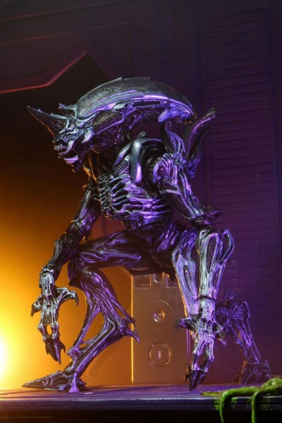 Aliens Ultimate Actionfigur Rhino Alien (Kenner Tribute) Version 2