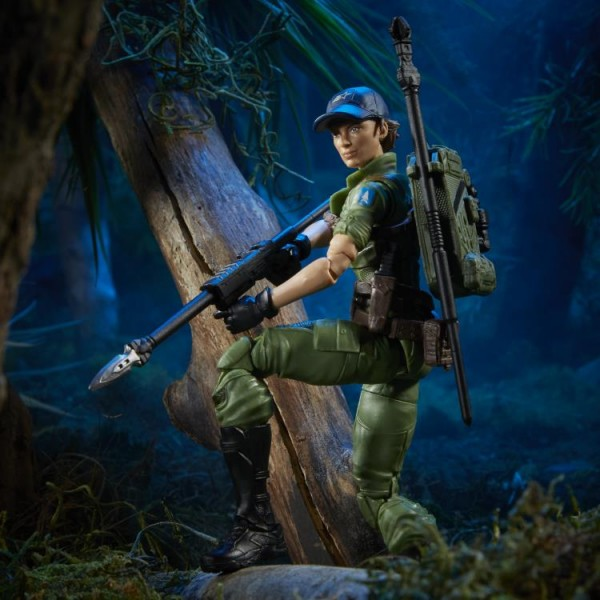G.I. Joe Classified Series Actionfigur 15 cm Lady Jaye