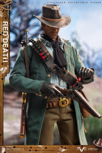 VTS Toys 1/6 Actionfigur Wilderness Rider