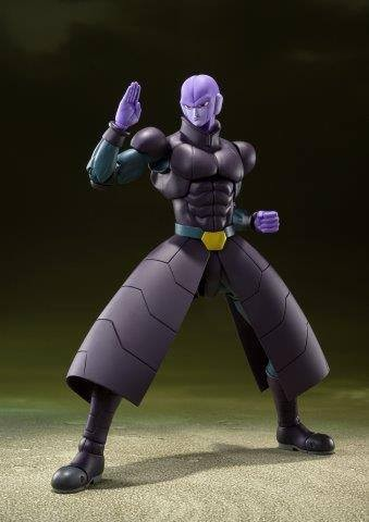 Dragonball Super S.H. Figuarts Actionfigur Hit