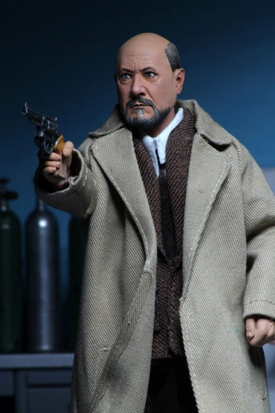 Halloween II Retro Actionfiguren Doctor Loomis & Laurie Strode (2-Pack)