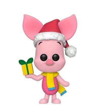 Disney Holiday Funko Pop! Vinylfigur Piglet