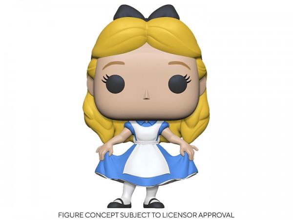Alice in Wonderland 70th Anniversary Funko Pop! Vinylfigur Alice (Curtsying)