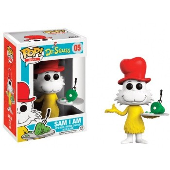 Dr. Seuss Funko Pop! Vinylfigur Sam I Am 05