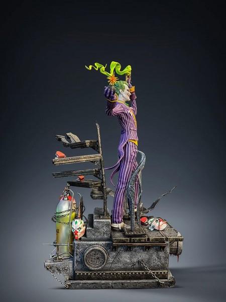 Silver Fox Collectibles Statue 1/8 Joker (Arkham Asylum)