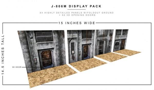 Extreme Sets Pop-Up Diorama Display Pack J-806M