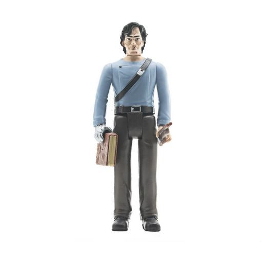Army of Darkness ReAction Actionfigur Medieval Ash