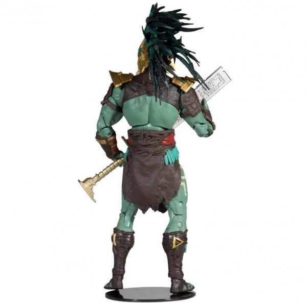Mortal Kombat 11 Actionfigur Kotal Kahn