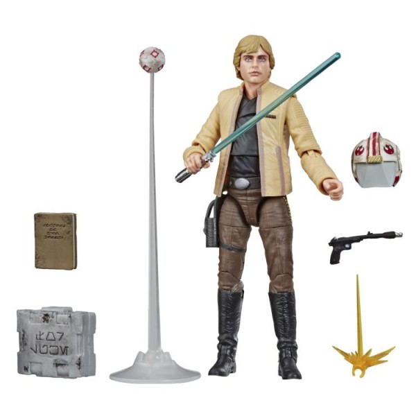 Star Wars Black Series Actionfigur 15 cm Luke Skywalker (Skywalker Strikes) Exclusive
