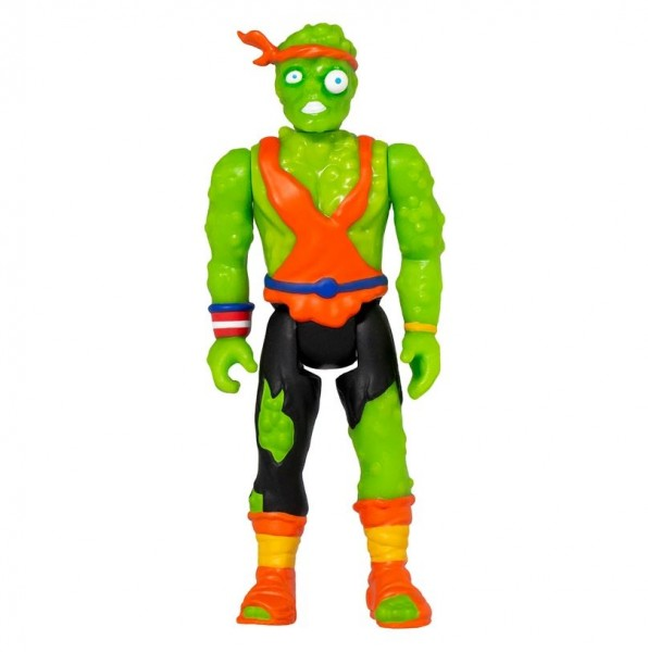Toxic Crusaders ReAction Actionfigur Toxie