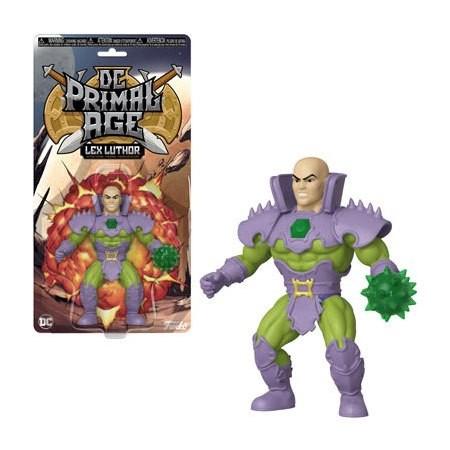 DC Primal Age Actionfigur Lex Luthor