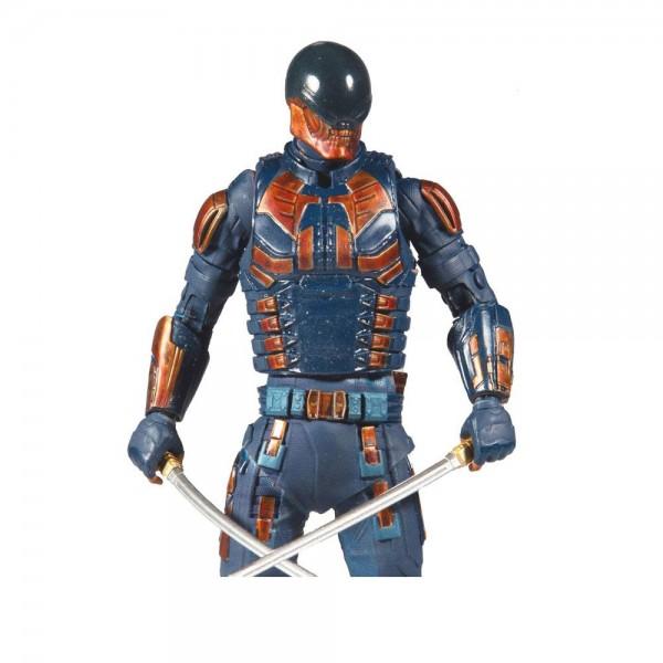 DC Multiverse Build A Actionfigur Bloodsport (Suicide Squad)