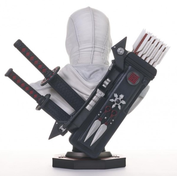 G.I. Joe Legends in 3D Büste 1/2 Storm Shadow